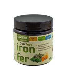 Iron supplement by Pranin